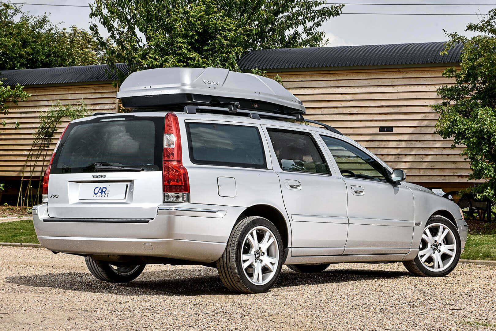UV Car Shades - Volvo V70 Estate 07-16 Full Rear Set