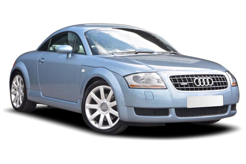 Car Shades Audi TT (8N) 3 door 98-06 Full Rear Set