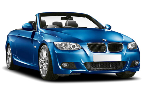 Car Shades BMW 3 Series ( E93 ) Cabriolet 07-13 Full Rear Set