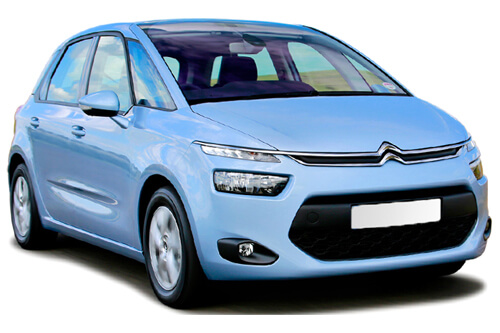 UV Privacy Car Shades (Set of 6) Citroen C4 Picasso 5dr 14>