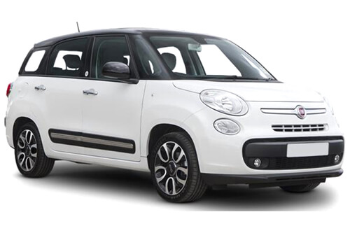 Car Shades Fiat	500L MPW (Living) 5 Door 12> Full Rear Set