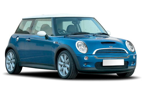 Car Shades Mini	Mini 3 door 01-07 Full Rear Set
