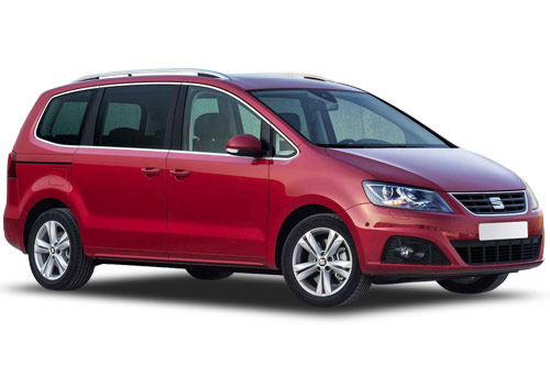 UV Privacy Car Shades (Set of 6) Seat Alhambra 5dr 2010>