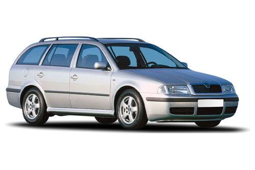Car Shades Skoda Octavia Estate 98-04 Full Rear Set