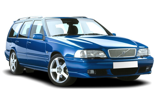 Car Shades Volvo V70 Estate 97-00 Full Rear Set