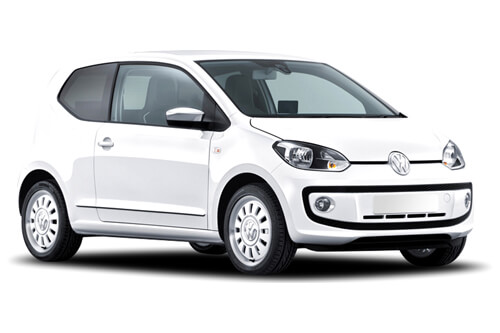 Car Shades Volkswagen UP	3 door 11> Full Rear Set