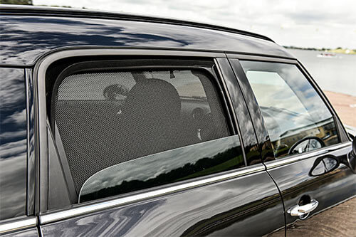 UV Privacy Car Shades (Set of 6) Mini Countryman 5dr 10-16