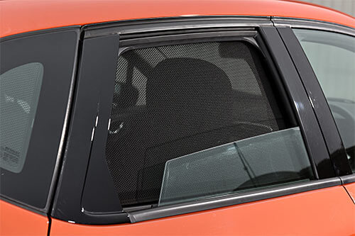 UV Privacy Car Shades (Set of 6) Renault Captur 5dr 13>