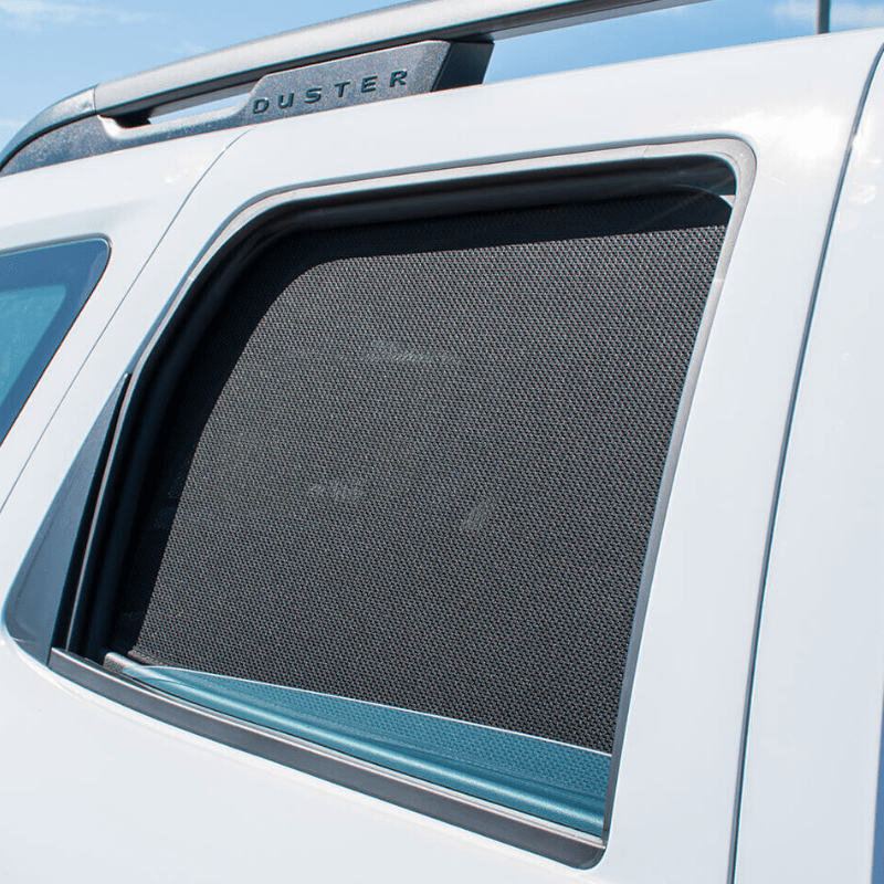 Dacia Duster Car Shades Wind The Window Down