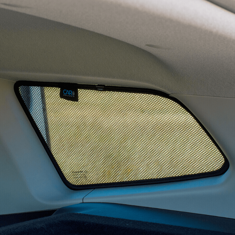 Perfect Fit Car Shades To All Rear Windows